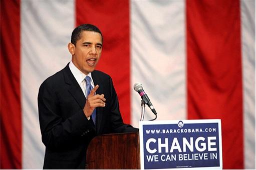 Barack Obama 2008 Presidential Campaign