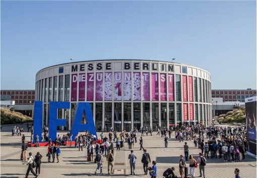 IFA trade show in Berlin - Germany