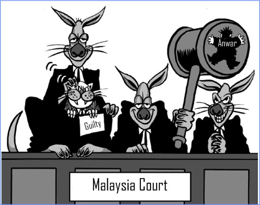 Malaysia Court - Kangaroo