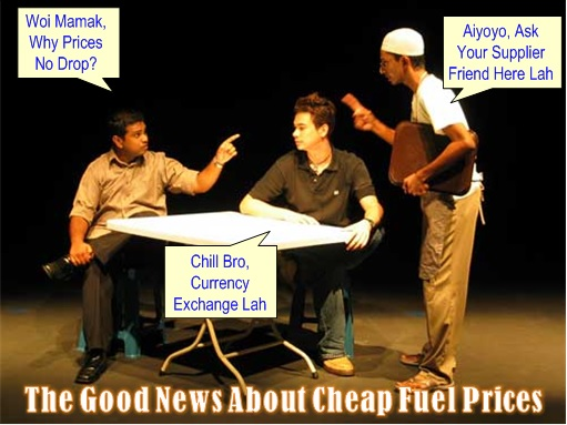 Reasons Why Cheap Fuel Prices Do Not Translate To Cheap Food