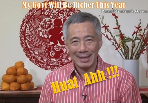 Singapore Petrol Tax Hike - Lee Hsien Loong Government Richer - Huat Ahh
