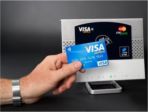 VISA PayWave - Skimming