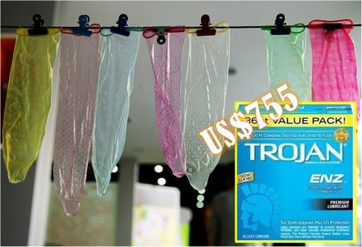Venezuela Inflation - Condoms US$755 for 36-Pack
