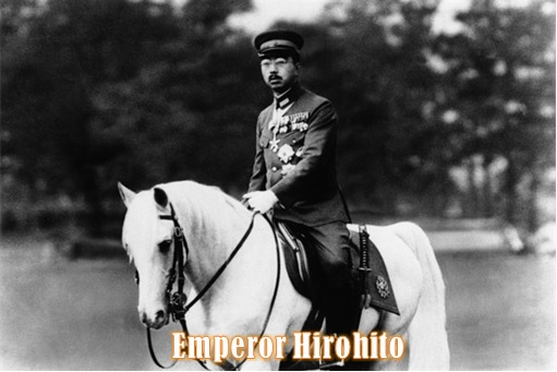 World War 2 - Japanese Emperor Hirohito