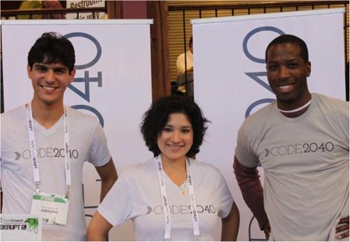 2015 CODE2040 EIR - Participants