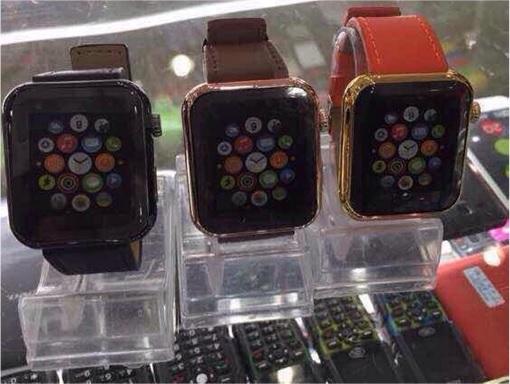 Apple Watch Clone - China