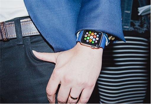 Apple Watch - as fashion items wearable