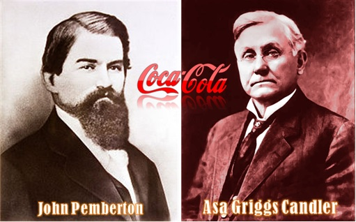 who invented coke and what year