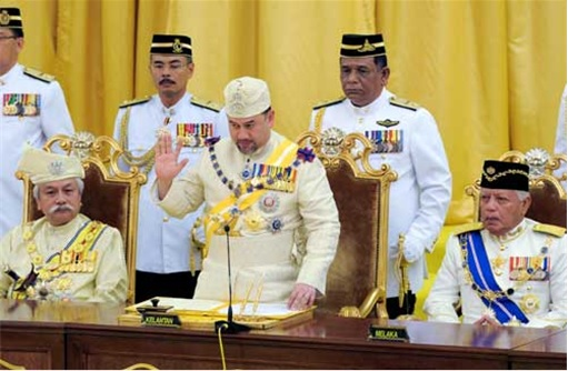 Conference of Rulers - Sultan Kelantan