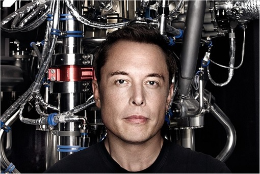 Engineer Elon Musk