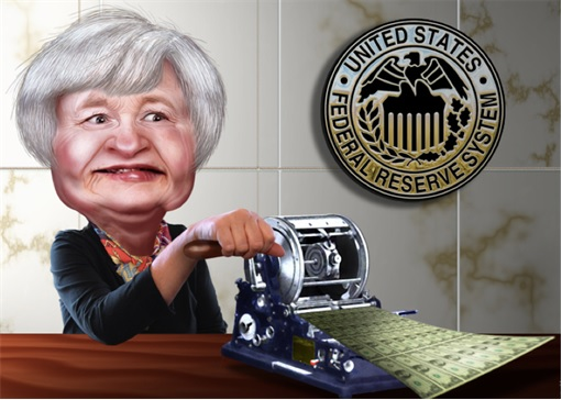 Federal Reserve Rate Hike by Janet Yellen