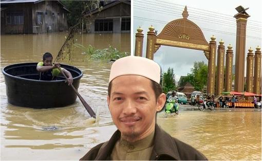 Kelantan Flooded - Nik Abduh