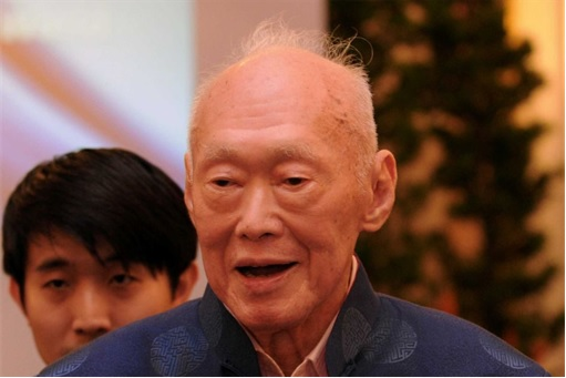 Lee Kuan Yew - Elder Photo