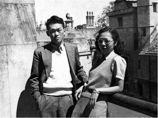 Lee Kuan Yew with Wife - Dating