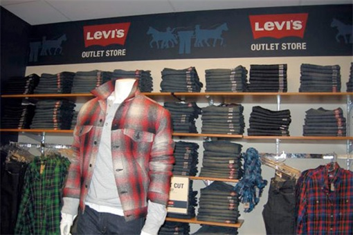 Levi's Jeans - An Outlet