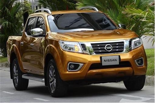 Nissan Frontier 2015 Pickup