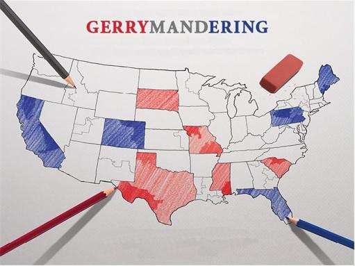 United States Gerrymandering