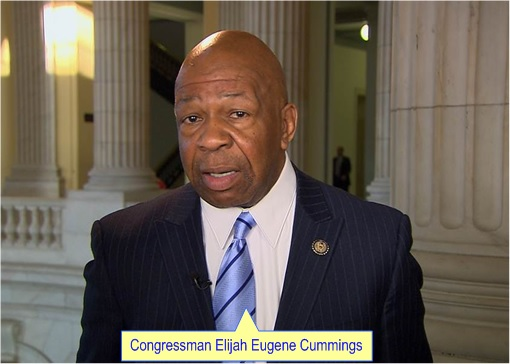 Baltimore Riots - Congressman Elijah Eugene Cummings