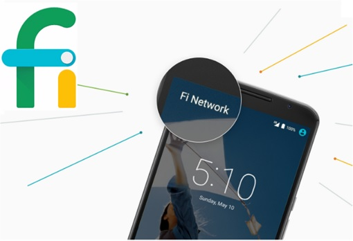Google Fi Network New Service