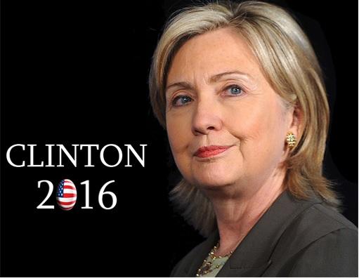 Hillary Clinton Presidency 2016