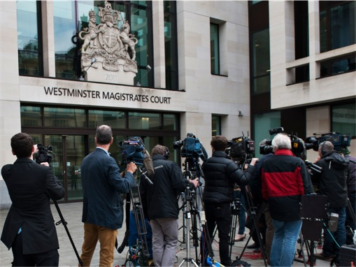 Navinder Singh Sarao  - Charged at Westminster Court