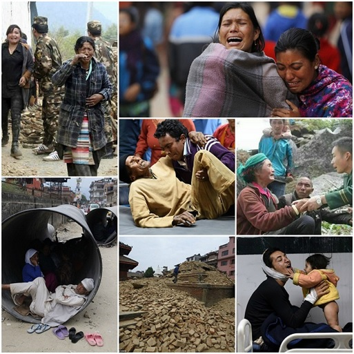 Nepal 2015 Earthquake - Victims Situation