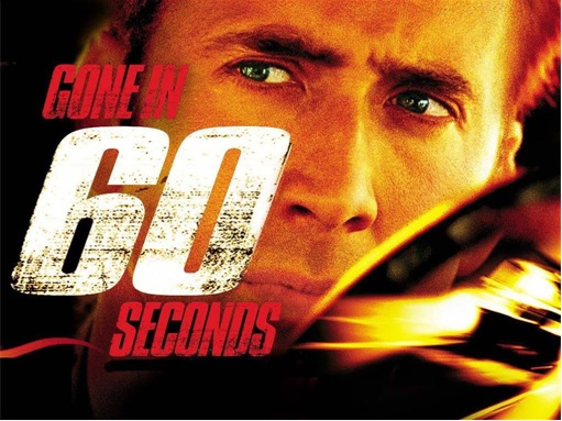 Nicolas Cage Gone in 60 Seconds