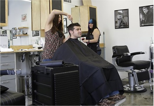 Tech Companies Perks - Haircuts