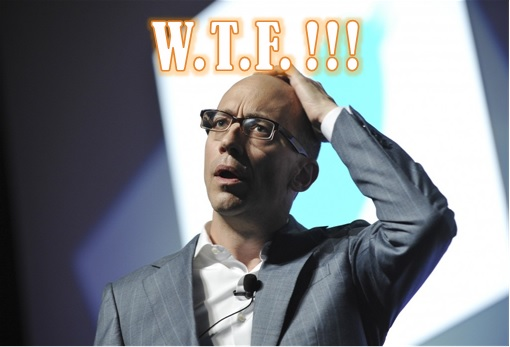 Twitter Stock Crash 18 Percent - Dick Costolo WTF