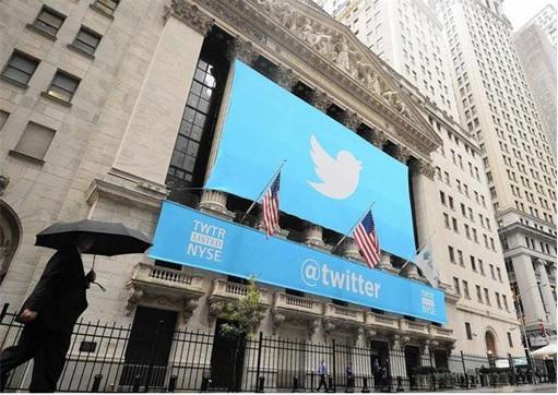 Twitter at Wall Street