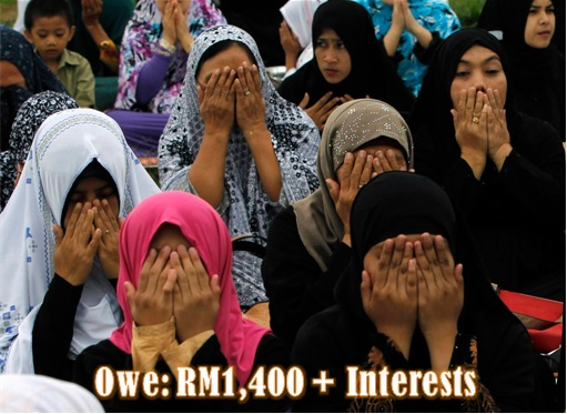 1MDB RM42 Billion - Every Single Malaysian Owes RM1,400 + Interests