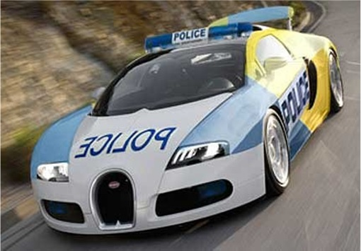 1MDB RM42 Billion - Fight Crimes With 18,666 Bugatti Police Cars