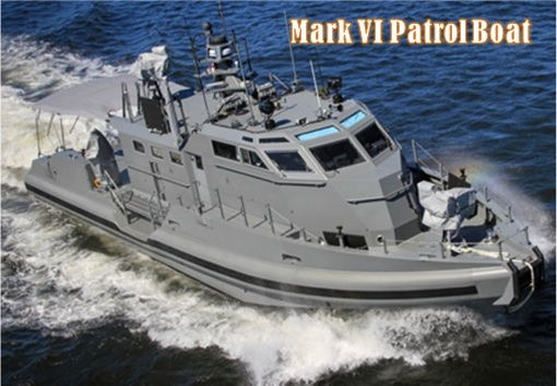 1MDB RM42 Billion - Fight Pirates With 785 Mark VI Patrol Boats