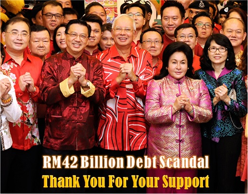 1MDB RM42 Billion - Thank You For Your Support