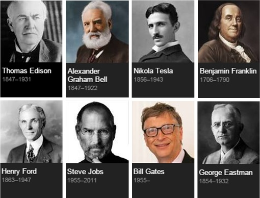 American Great Inventors