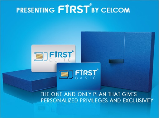 Celcom FIRST Basic 38 Marketing Photo