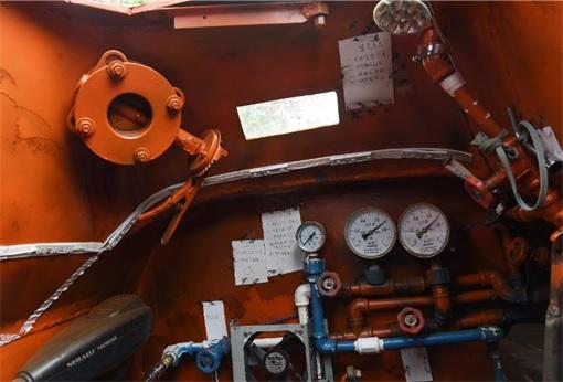 China Inventions - Submarine - Equipments