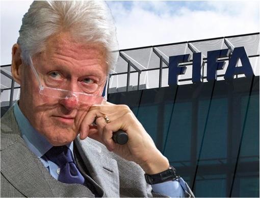 FIFA Corruption Scandal - Bill Clinton Links