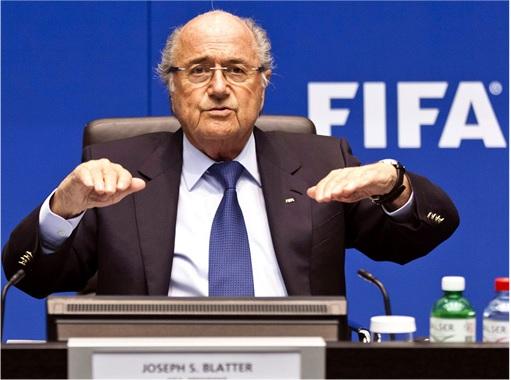 FIFA Corruption Scandal - President Joseph Sepp Blatter