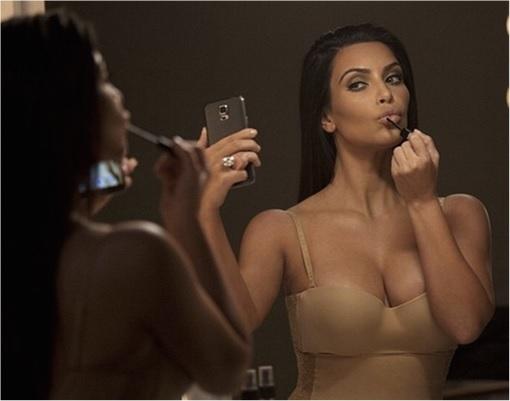 Facebook Narcissist - Kim Kardashian