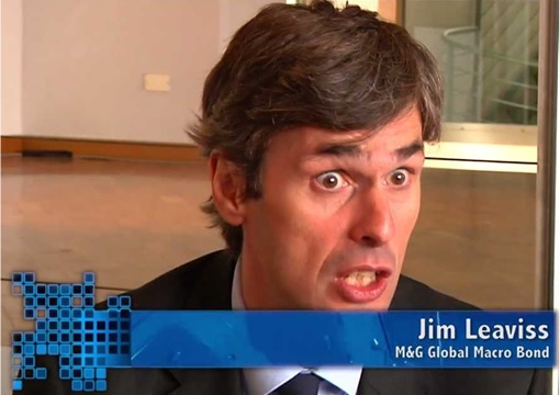 Jim Leaviss - head of retail fixed interest at M&G Investments