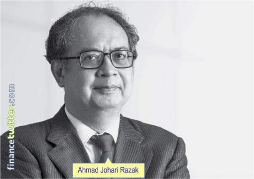 Najib Razak Cronies - Ahmad Johari Razak