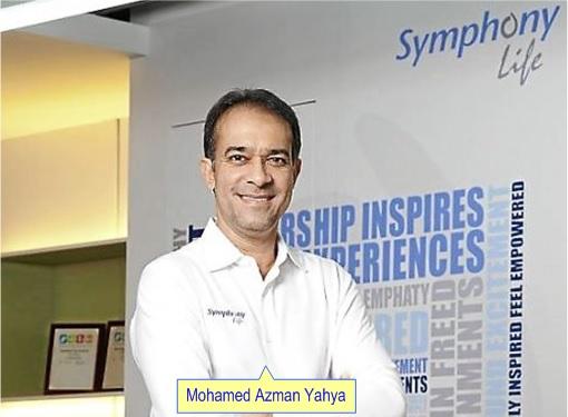 Najib Razak Cronies - Mohamed Azman Yahya