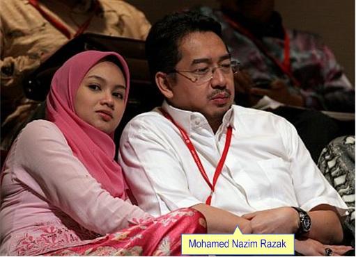 Najib Razak Cronies - Mohamed Nazim Razak
