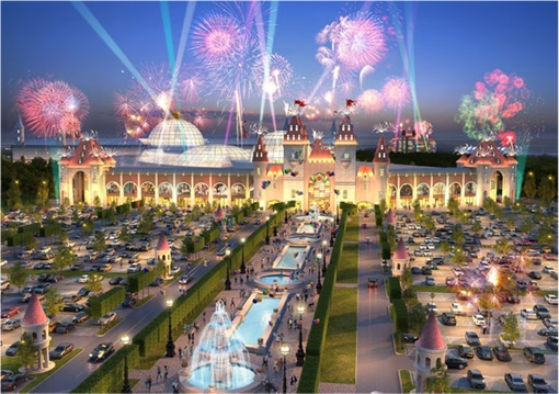Approved!! - Mother Russia Is Getting Its Own Disneyland, Finally