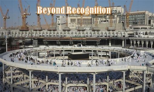 Saudi Arabia Kaaba - Beyond Recognition