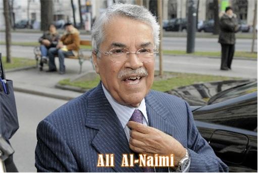 Saudi Arabia Oil Minister Ali al-Naimi - 2