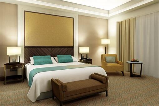 World's Biggest Hotel - Mecca Abraj Kudai - Room