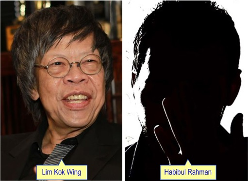 1MDB - Tactical Scientist Habibul Rahman and Propagandist Lim Kok Wing