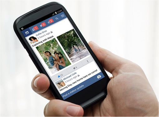 Facebook Lite Launching - Android Phone